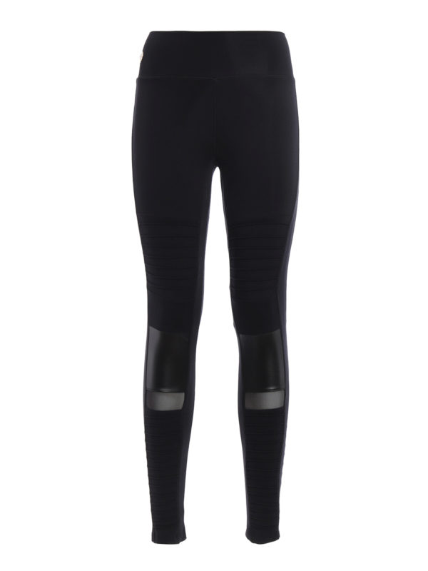 Philipp Plein: Leggings - Leggings - Schwarz