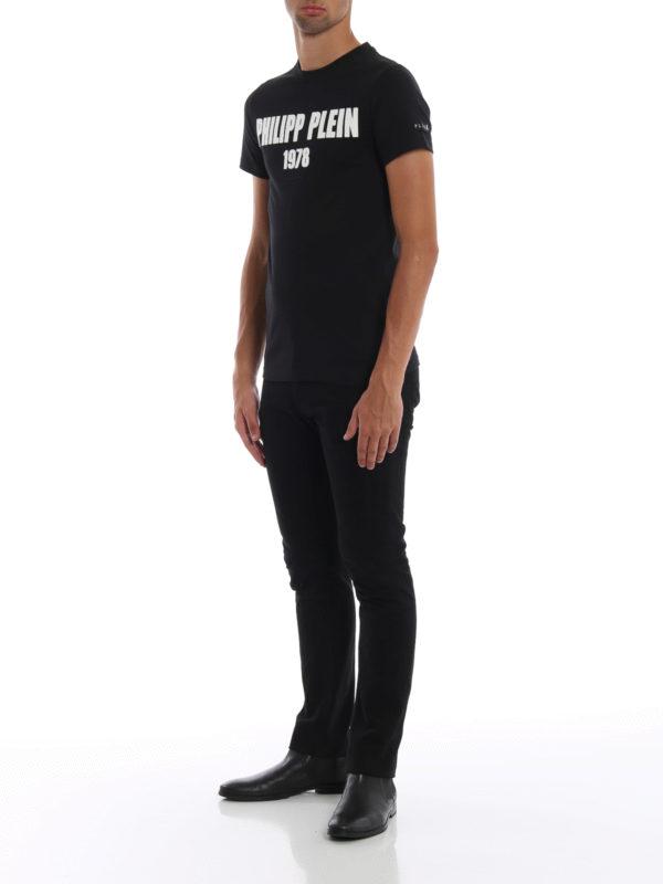 PHILIPP PLEIN: T-shirts online - T-Shirt - Schwarz