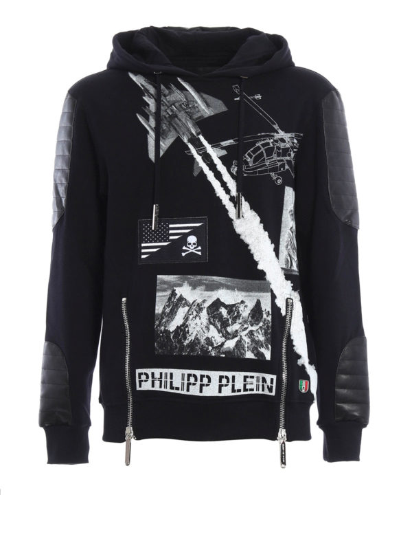 sweatshirt und pullover dundee von philipp plein sweatshirts und pullover ikrix. Black Bedroom Furniture Sets. Home Design Ideas
