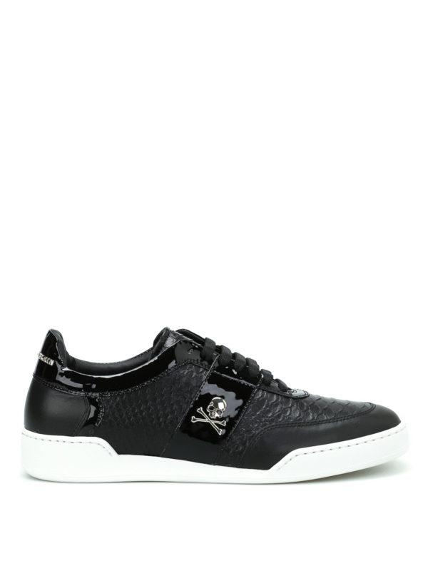 Philipp Plein: Sneaker - Sneaker - Schwarz