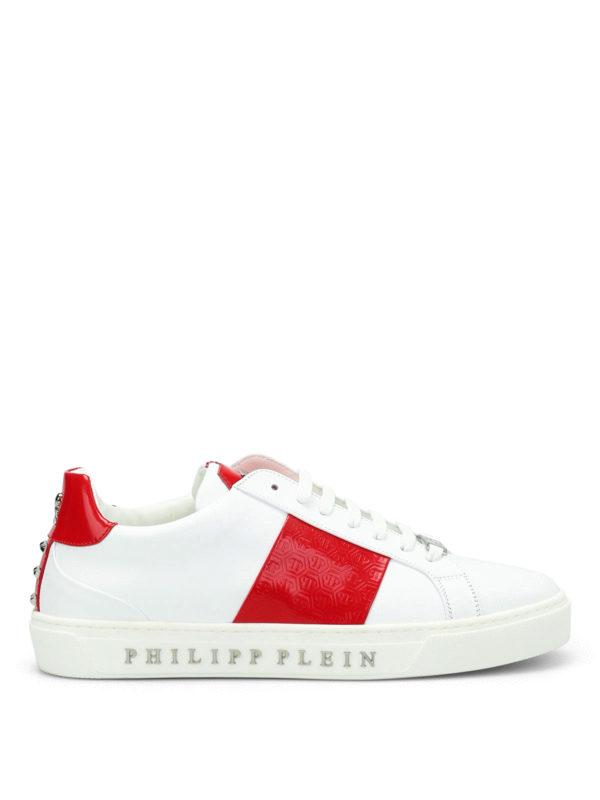 PHILIPP PLEIN: Sneaker - Sneaker - Weiß