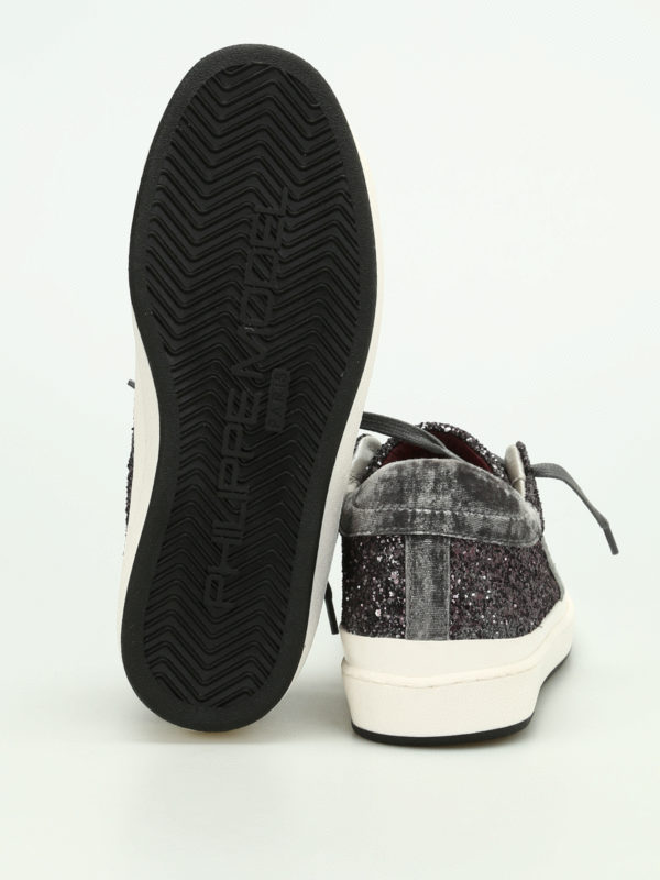 Philippe Model buy online Sneaker - Dunkel-Lila