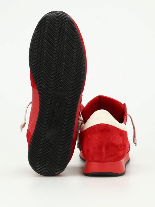 Philippe Model buy online Sneaker - Rot