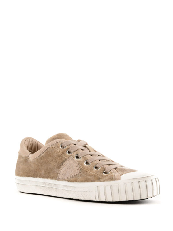 PHILIPPE MODEL: Sneaker online - Sneaker - Beige