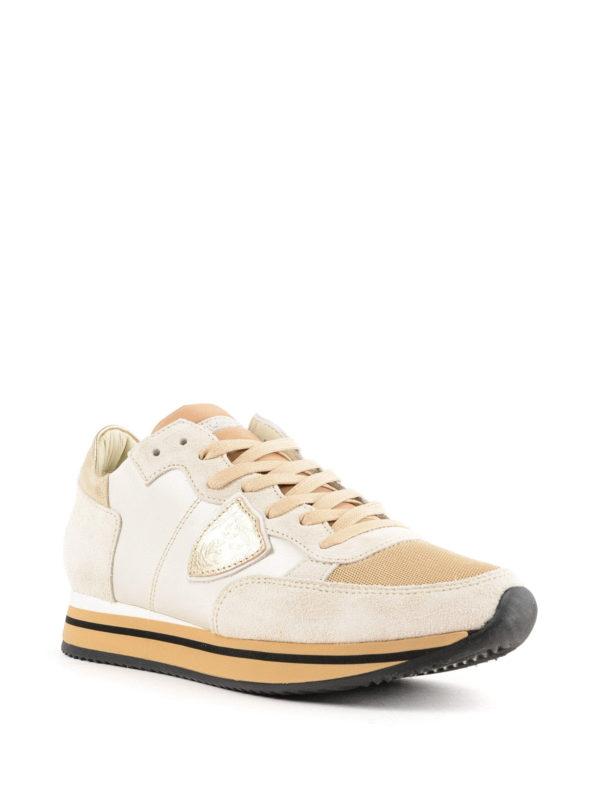 PHILIPPE MODEL: Sneaker online - Sneaker - Hellbeige