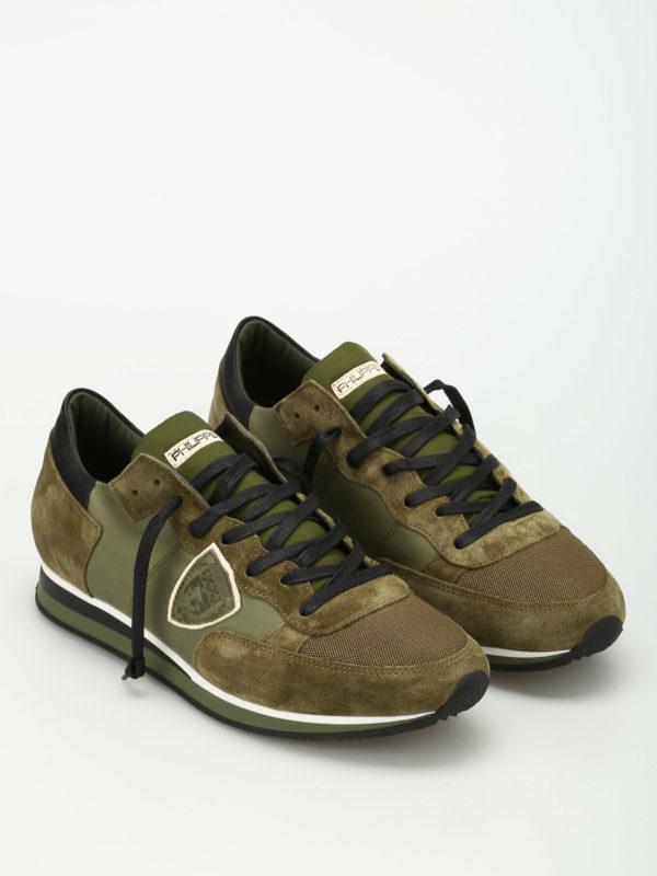 PHILIPPE MODEL: Sneaker online - Sneaker - Grün
