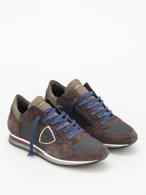 PHILIPPE MODEL: Sneaker online - Sneaker - Bunt