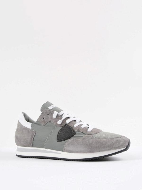 PHILIPPE MODEL: Sneaker online - Sneaker - Hellgrau