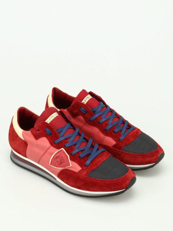 Philippe Model: Sneaker online - Sneaker - Hellrot
