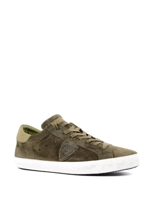 Philippe Model: Sneaker online - Sneaker - Dunkelgrün