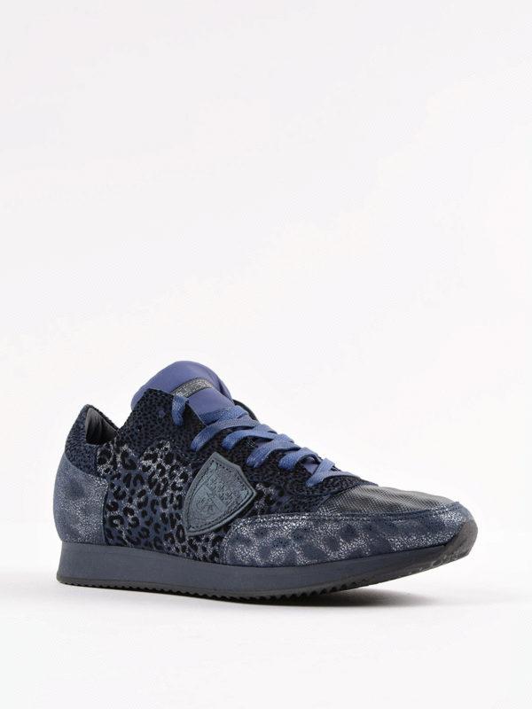 Philippe Model: Sneaker online - Sneaker - Blau