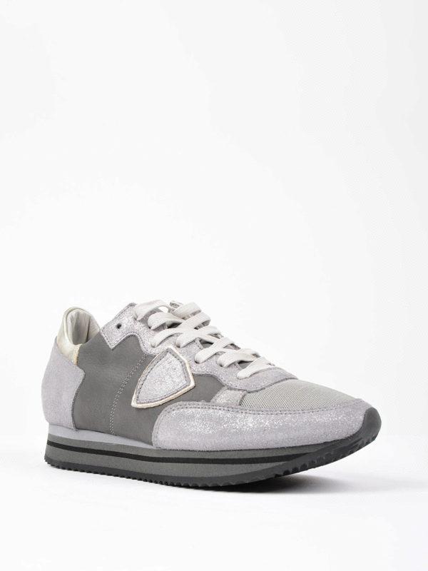 Philippe Model: Sneaker online - Sneaker - Grau