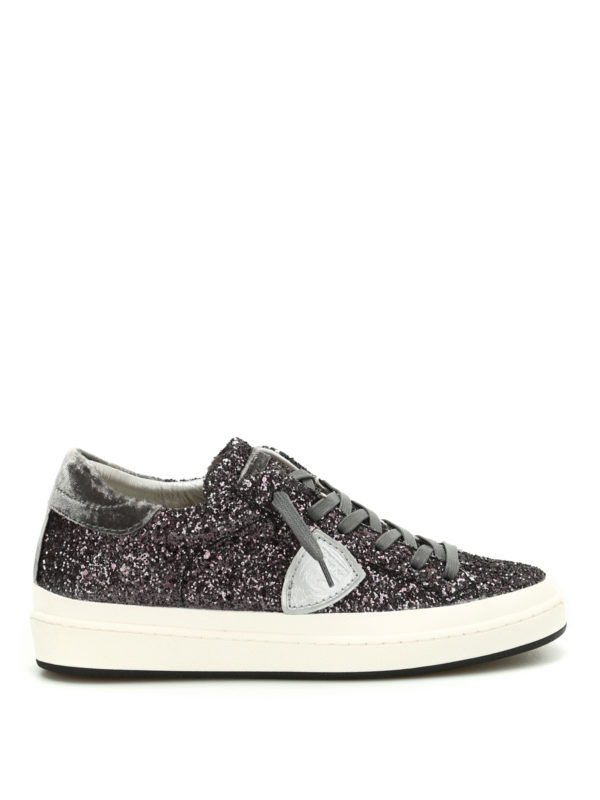 PHILIPPE MODEL: Sneaker - Sneaker - Dunkel-Lila