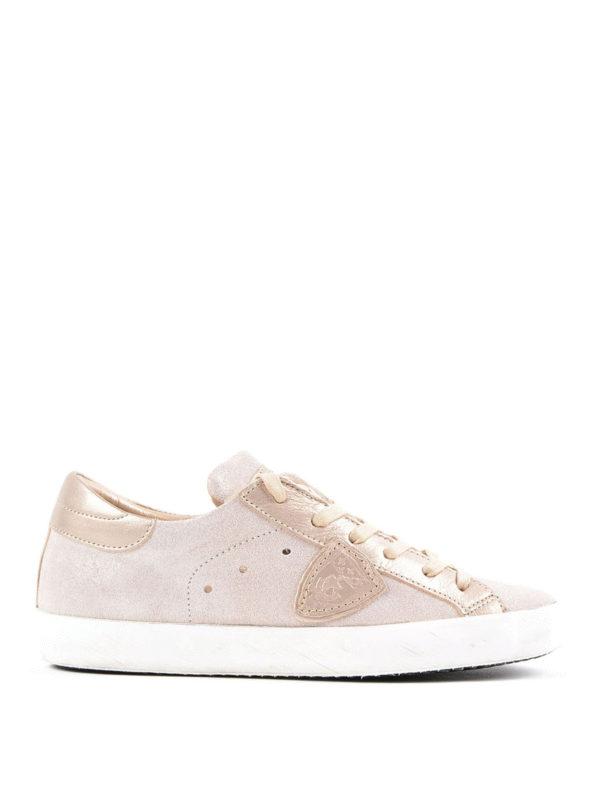 Philippe Model: Sneaker - Sneaker - Pink