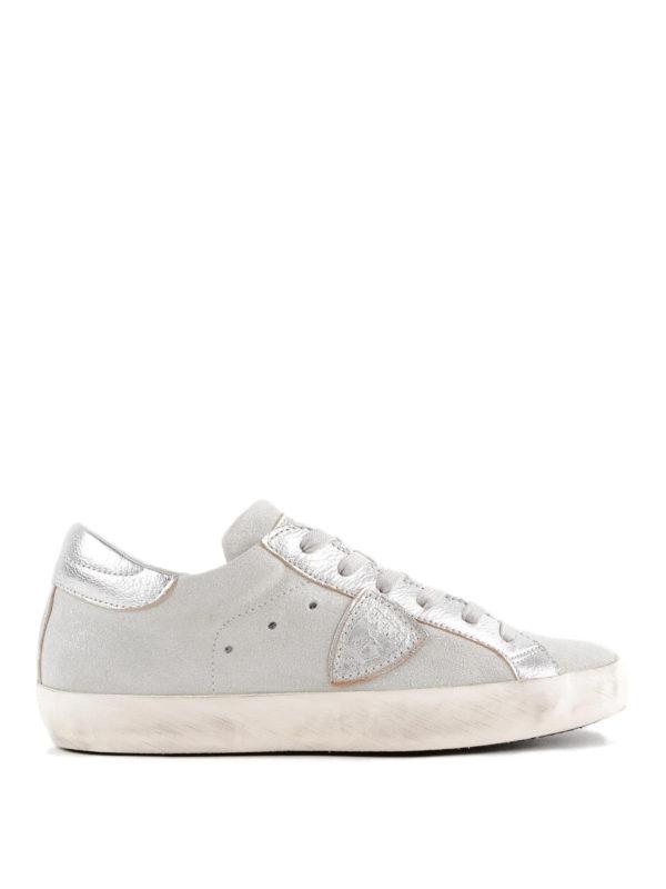 PHILIPPE MODEL: Sneaker - Sneaker - Silber