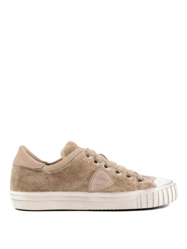 PHILIPPE MODEL: Sneaker - Sneaker - Beige