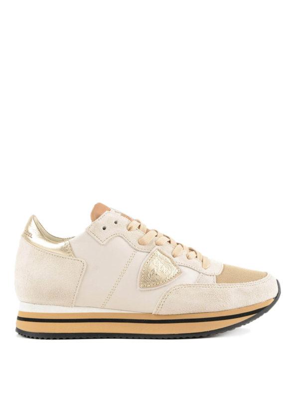 PHILIPPE MODEL: Sneaker - Sneaker - Hellbeige