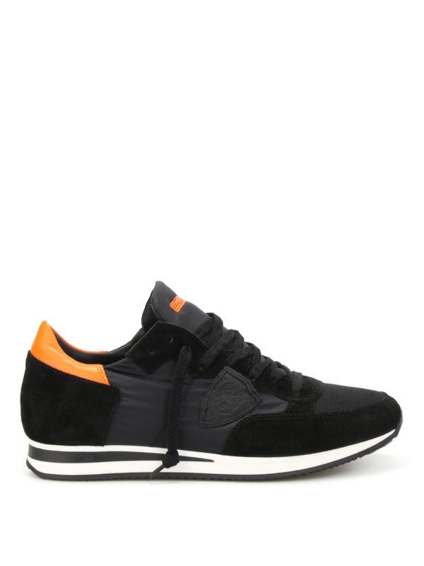 Philippe Model: Sneaker - Sneaker - Schwarz