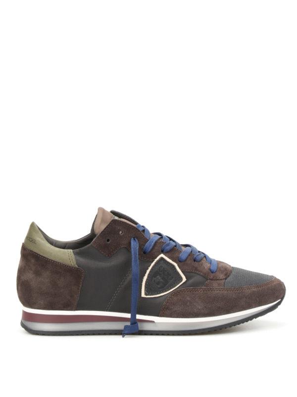 PHILIPPE MODEL: Sneaker - Sneaker - Bunt