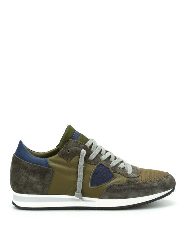 PHILIPPE MODEL: Sneaker - Sneaker - Grün