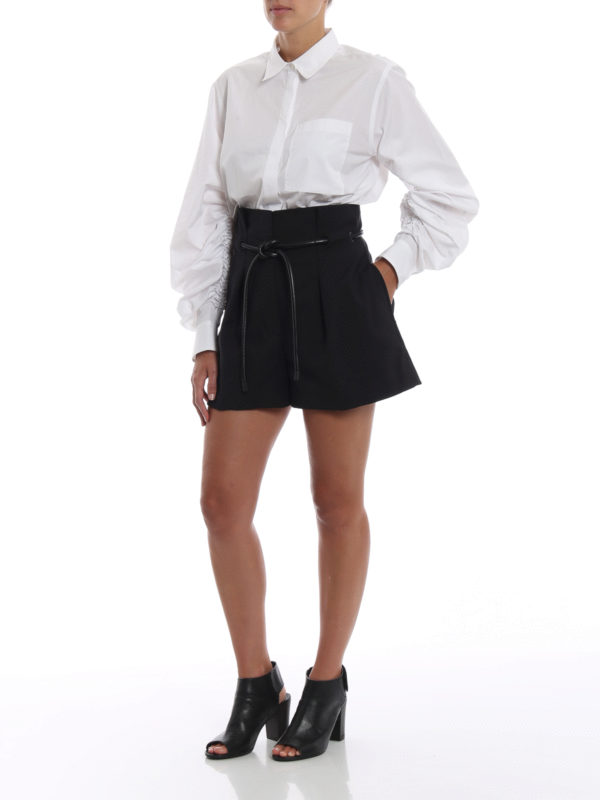 PHILLIP LIM: Hosen Shorts online - Shorts - Einfarbig