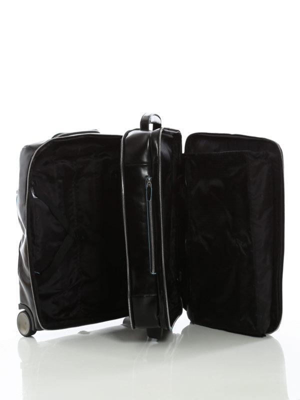 PIQUADRO buy online Brushed calfskin cabin luggage