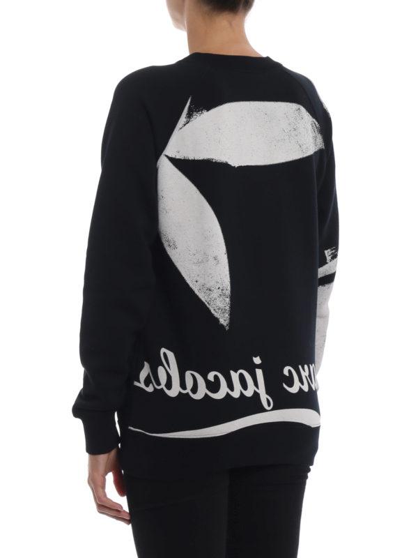 Sweatshirt - Schwarz shop online: MARC JACOBS