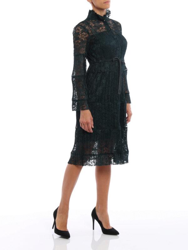 Knielanges Kleid - Einfarbig shop online: See by Chloé