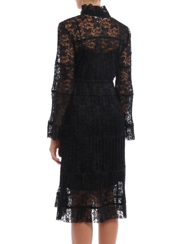 Knielanges Kleid - Einfarbig shop online: SEE BY CHLOE
