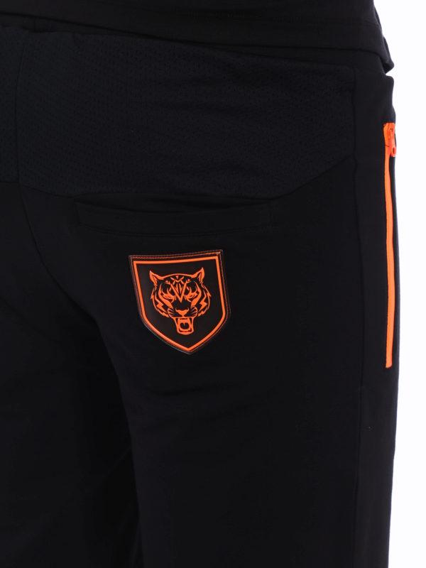 Plein Sport Pantaloni jogging corti Murray pantaloni