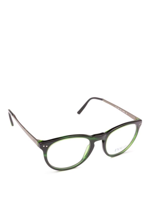 POLO RALPH LAUREN: Brillen - Brillen - Grün
