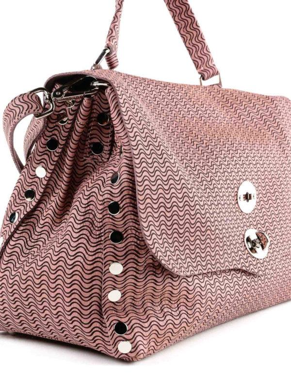 Shopper - Dunkelrosa shop online: ZANELLATO