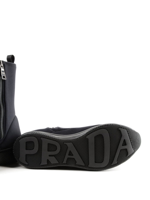 PRADA buy online Stiefeletten - Einfarbig