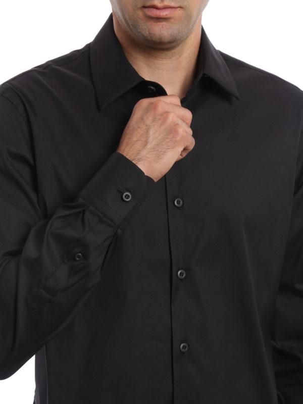 Prada buy online Hemd - Einfarbig
