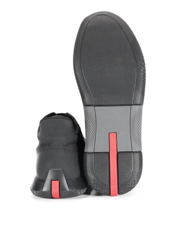 Prada Linea Rossa buy online Sneaker - Schwarz