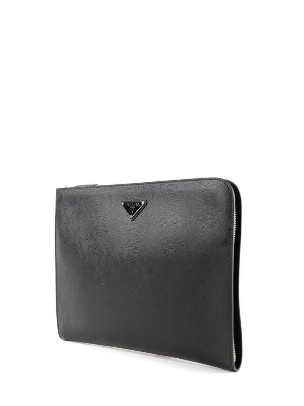 PRADA: Laptoptaschen und Aktentaschen online - Aktentasche - Schwarz