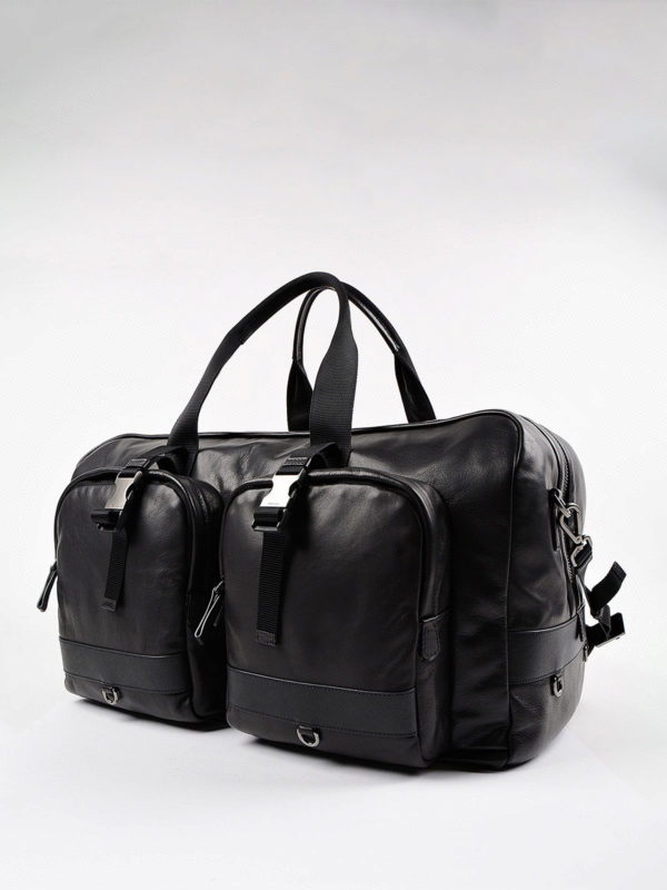 Prada: Koffer und Reisetaschen online - Reisetasche - Schwarz