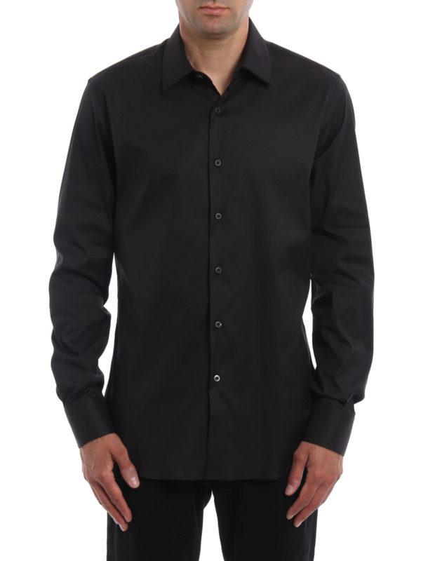 Prada: Hemden online - Hemd - Einfarbig