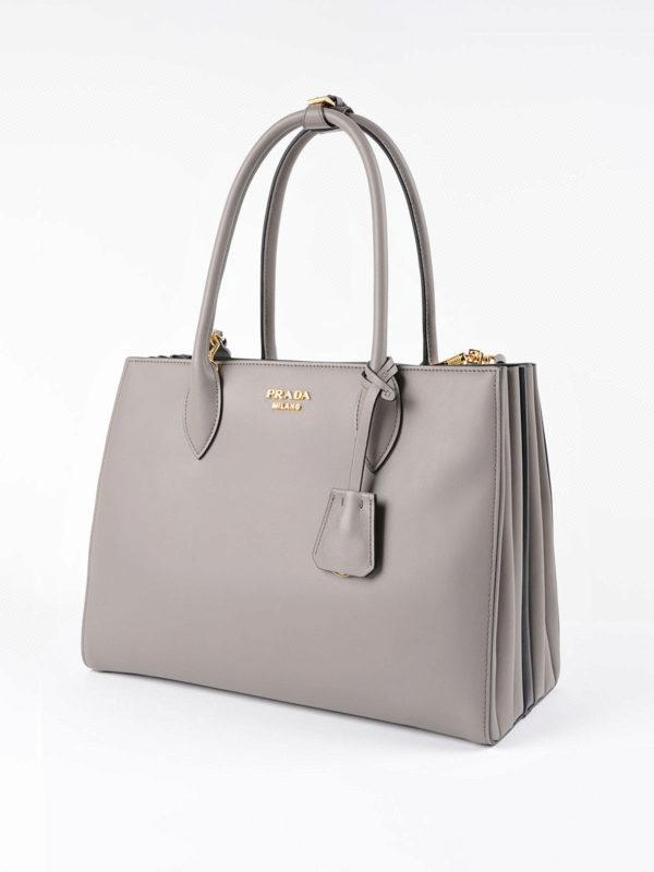 Prada: Handtaschen online - Shopper - Beige