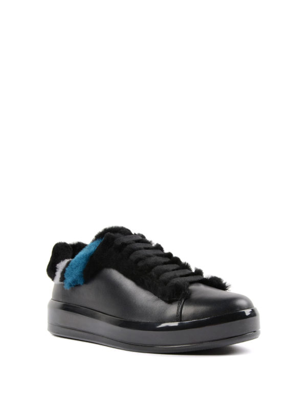 Prada: Sneaker online - Sneaker - Schwarz