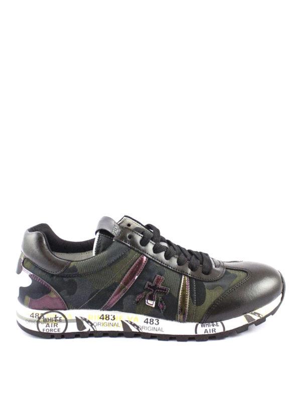 Chaussures De Sport De Force De L'air Premiata - Marron 0R875zfFRM