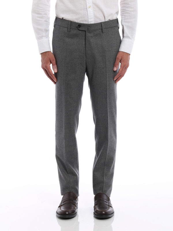 Pt 01: Maßgeschneiderte und Formale Hosen online - Formale Hose - Grau