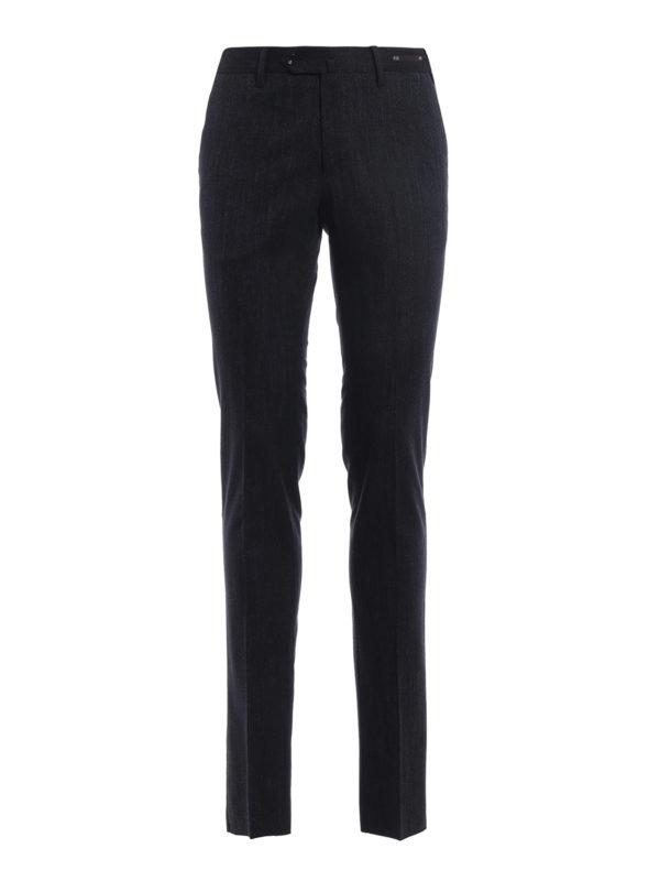 Pt 01: Maßgeschneiderte und Formale Hosen - Formale Hose - Dunkelblau