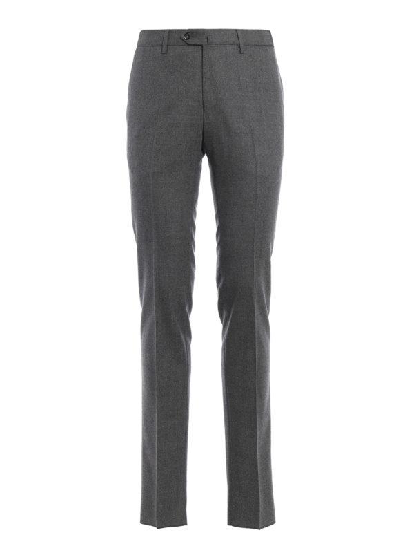 Pt 01: Maßgeschneiderte und Formale Hosen - Formale Hose - Grau