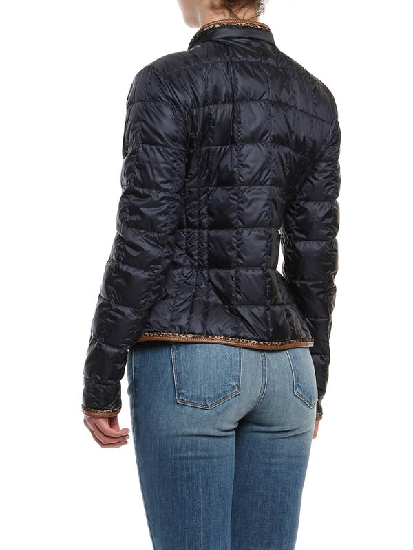 Quilted down jacket shop online: Fay