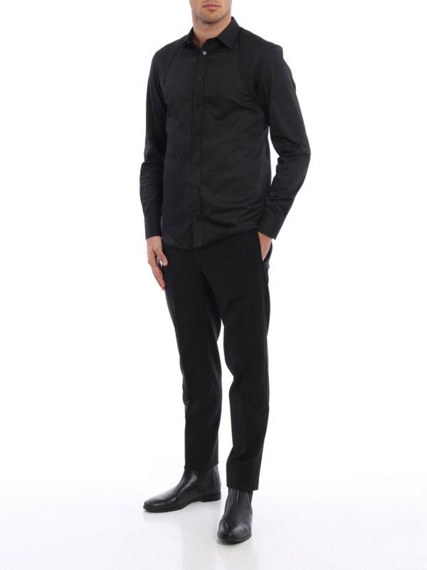 Hemd - Schwarz shop online: Alexander Mcqueen