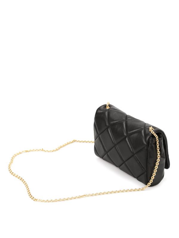 Quilted Vara leather bag shop online: Salvatore Ferragamo