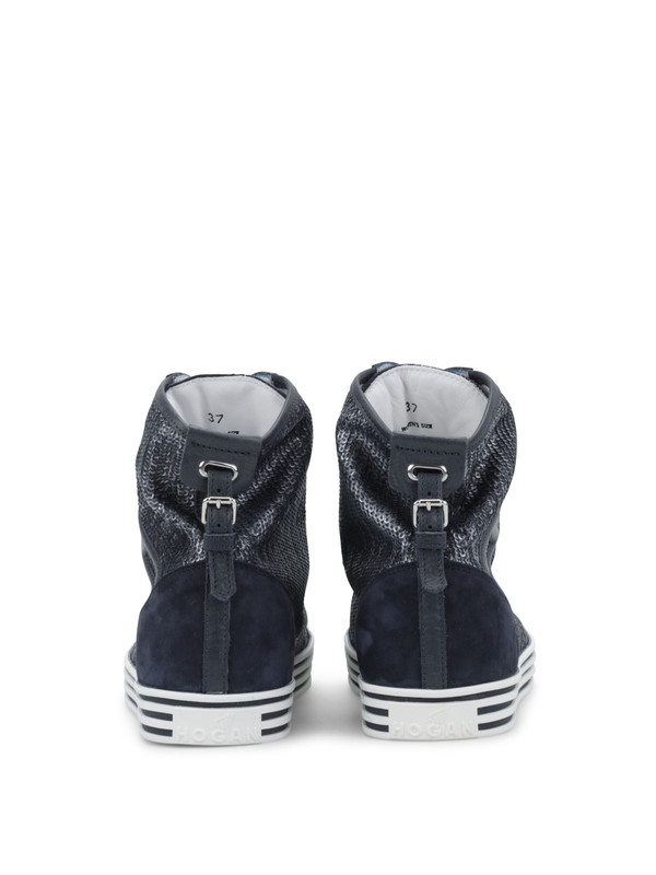 R182 Hi Top shop online: Hogan