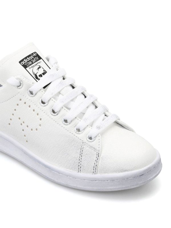 fa3260568173b0 Adidas - Raf Simons Stan Smith Aged sneakers - trainers ...