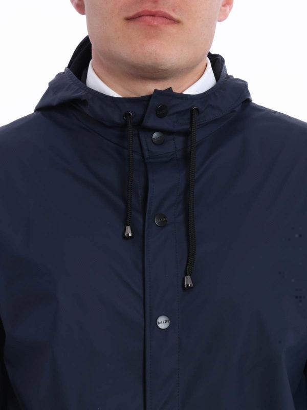 Rains buy online Waterproof Four Pocket Jacket